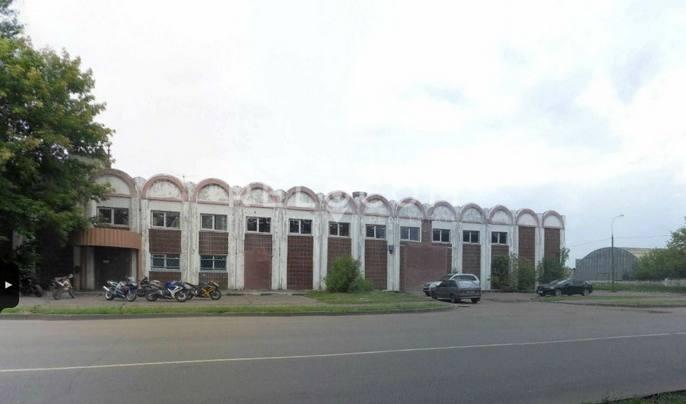 Административное здание 4-й Лихачёвский пер. 3А.