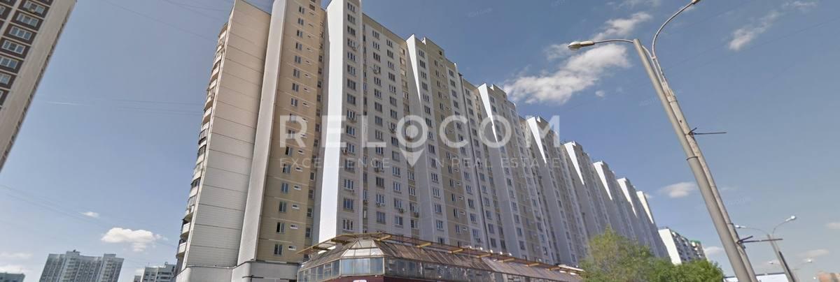 Жилой дом Братиславская ул. 19, корп. 1.