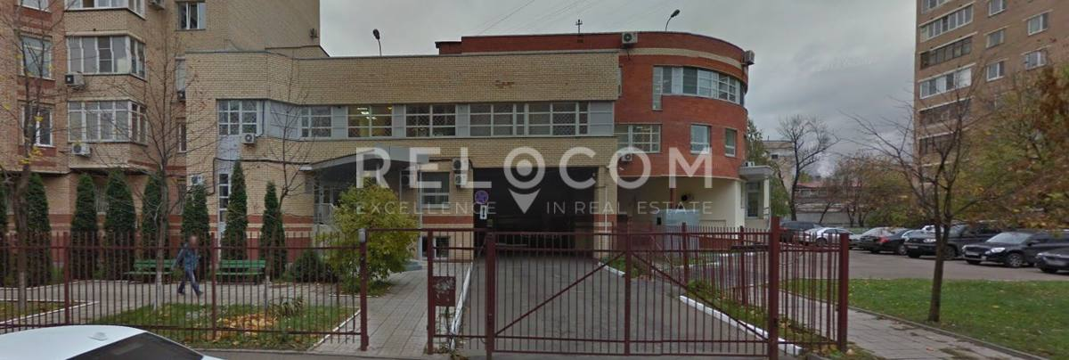 Административное здание Большой Коптевский пр-д 10, корп. 2.