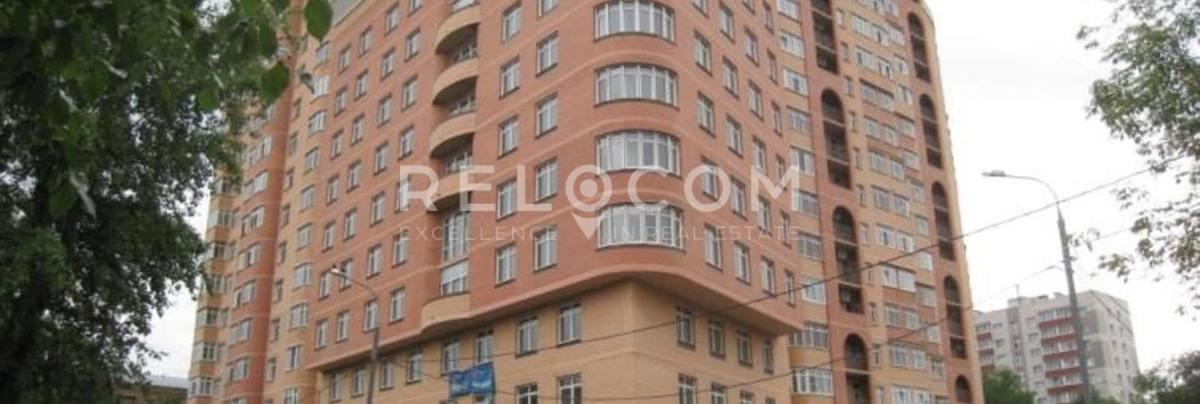 Административное здание Борисовская ул. 1.