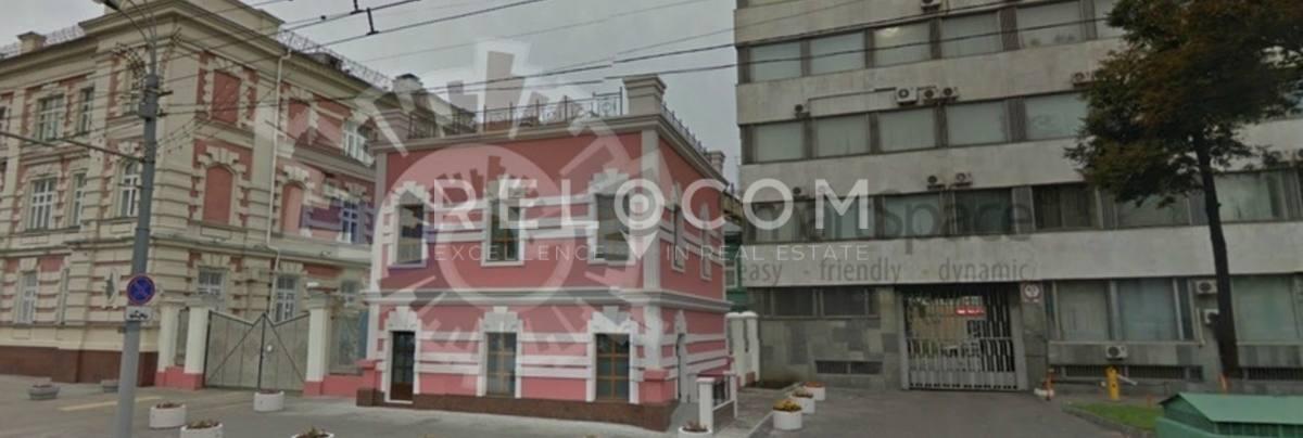 Административное здание Садовая-Кудринская 9