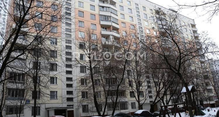 Жилой дом Русаковская 27