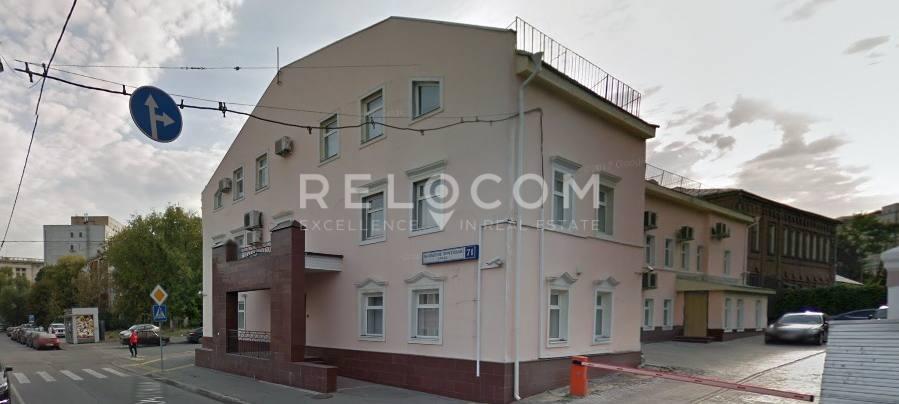 Административное здание Большая Почтовая ул. 71.