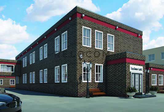Офисное здание 3-й Угрешский пр-д 8 стр 16
