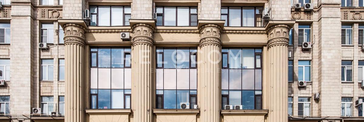 Административное здание Ленинградский 80 корп 16