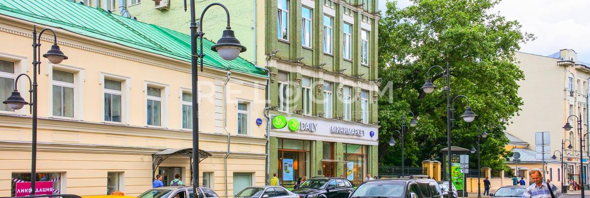 Административное здание Пятницкая 13 с2
