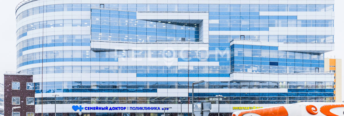 БЦ РТС Варшавский