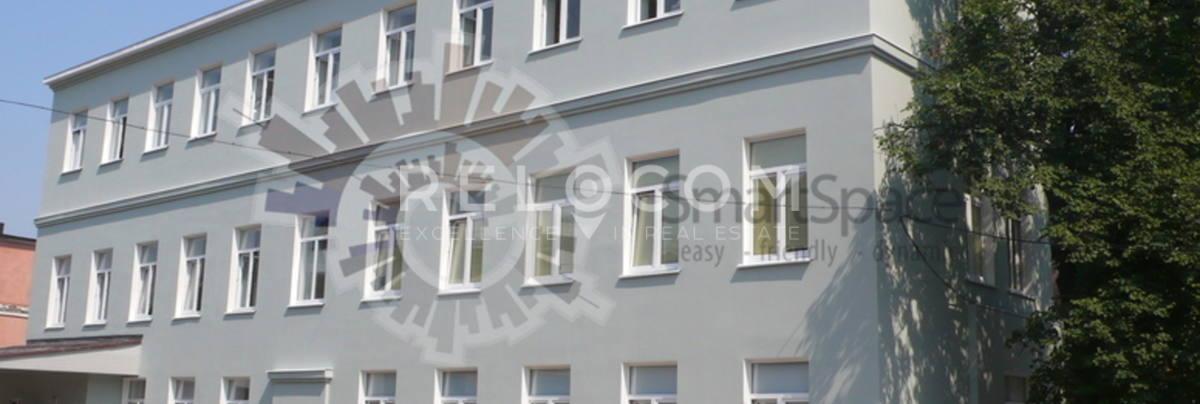 Административное здание Ибрагимова 31