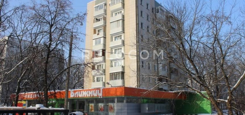Жилой дом Маршала Рокоссовского б-р 7, корп. 1.