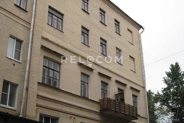 Административное здание Большой Саввинский пер. 9, стр. 2.