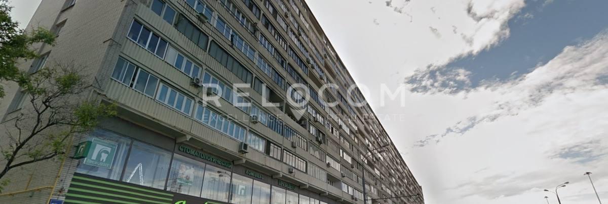 Жилой дом Ленинградский пр-т 33А.