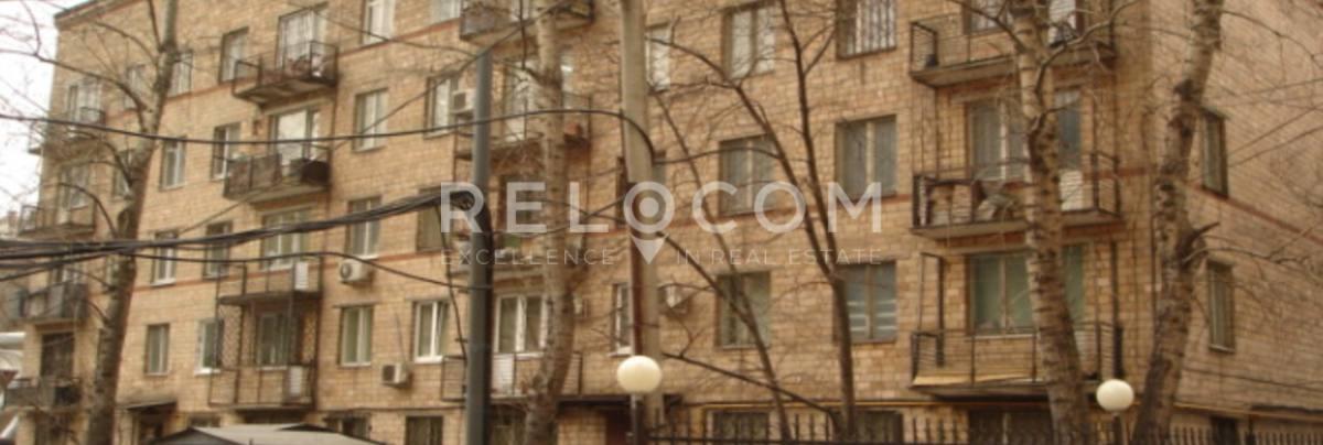 Административное здание Земляной Вал 50А стр 4