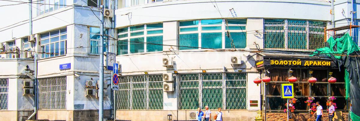 Административное здание Каланчевская ул. 15а.