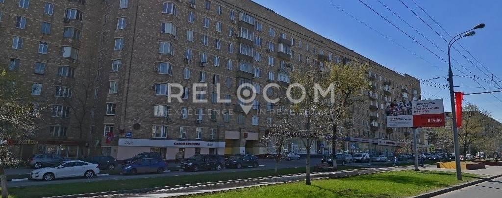 Жилой дом Ленинский проспект 87