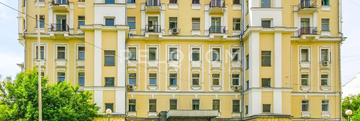 Административное здание Костянский переулок 13