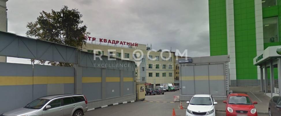 Административное здание Волгоградский пр-т32, корп. 15.