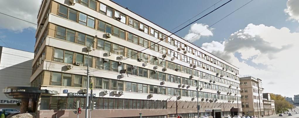 БЦ Костомаровский переулок 3с12