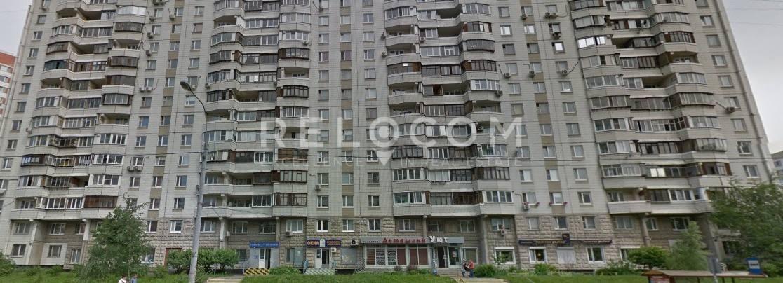Жилой дом Новокосинская 10, корп. 1.