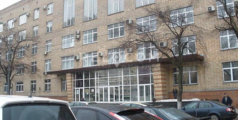 Административное здание Новочерёмушкинская ул. 61.