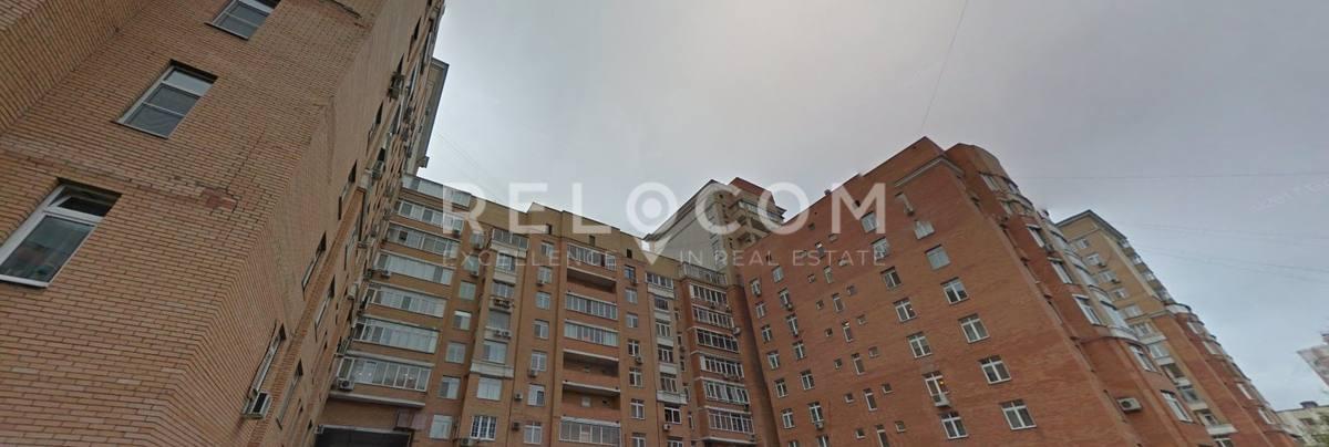 Жилой дом Большая Академическая ул. 15, корп. 1.