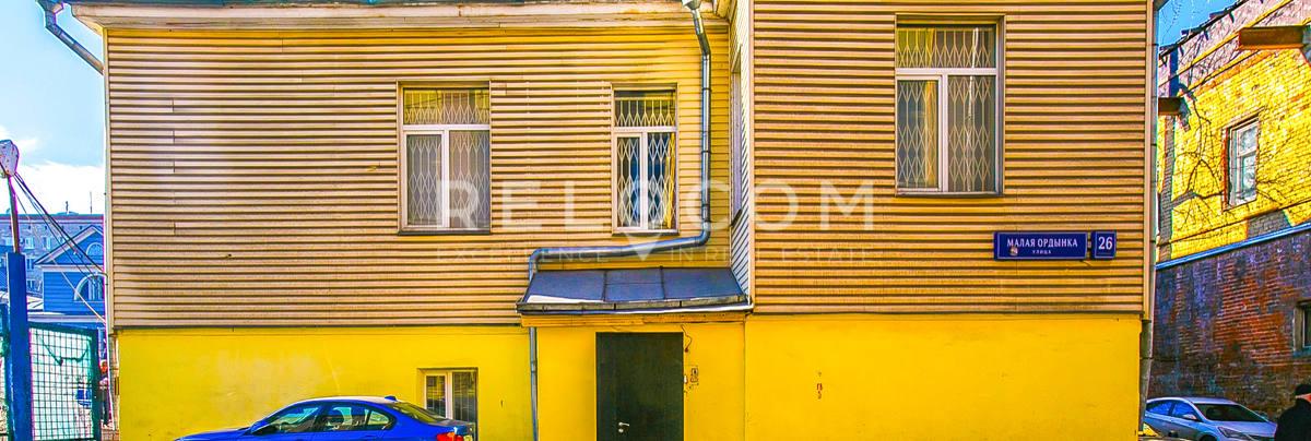 Административное здание Малая Ордынка ул. 26, стр. 1.