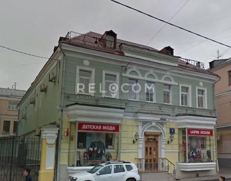 Административное здание Садовая-самотечная ул. 6, стр. 2.