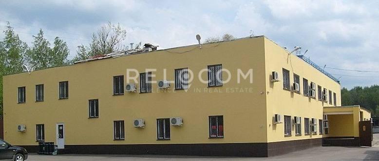 Административное здание Иркутская ул. 17, стр. 4.