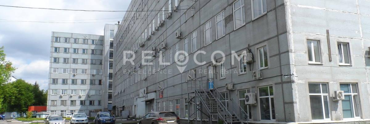 Административное здание Авиамоторная 55, корп. 31.