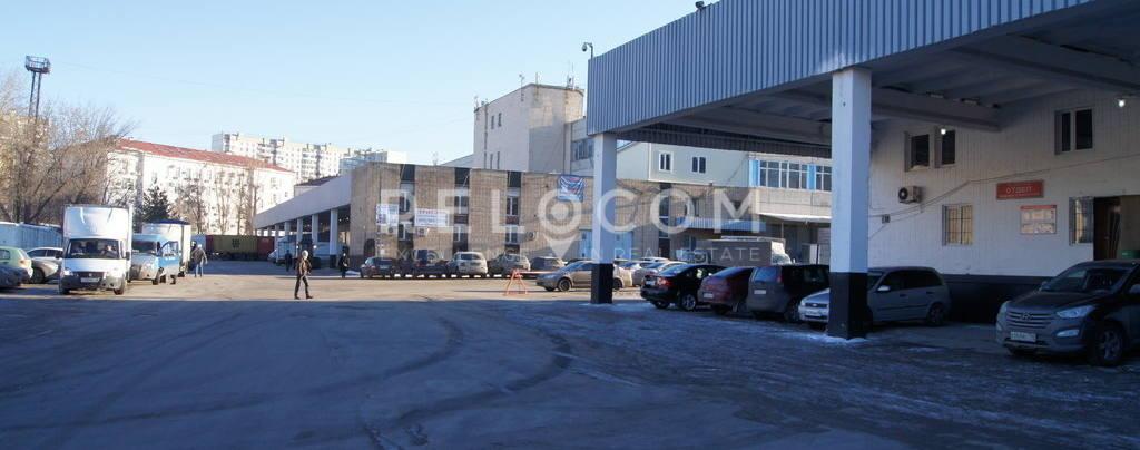 Административное здание 2-й Хорошёвский пр-д 7, стр. 13.