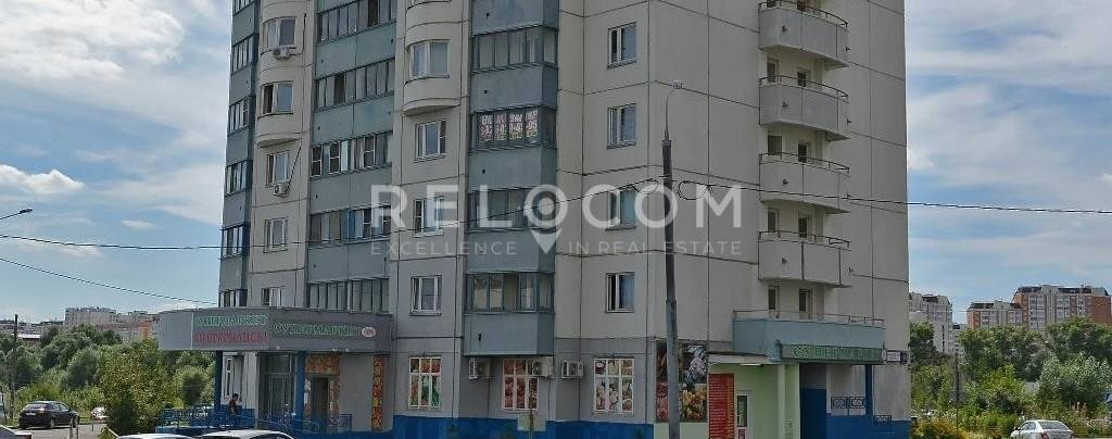 Жилой дом Лухмановская ул. 18.