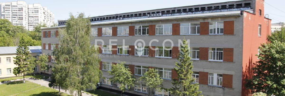 Административное здание Богородский Вал ул. 3, стр. 38.