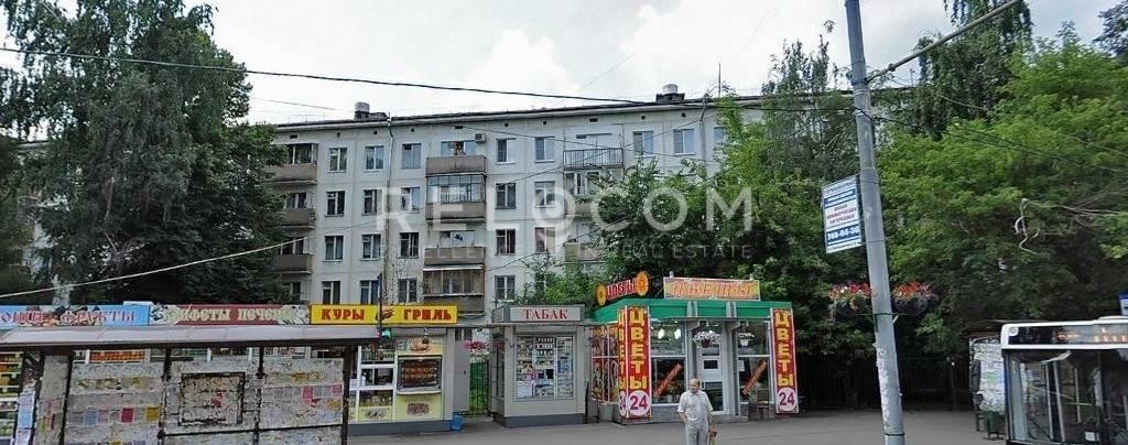 Жилой дом Пролетарский пр-т 16, корп. 1.