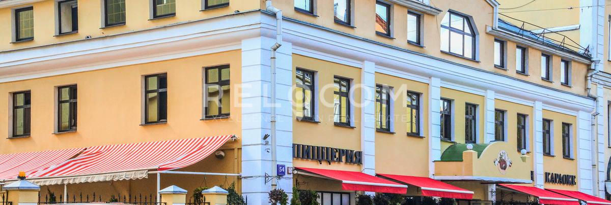Административное здание Садовническая 54 стр 2