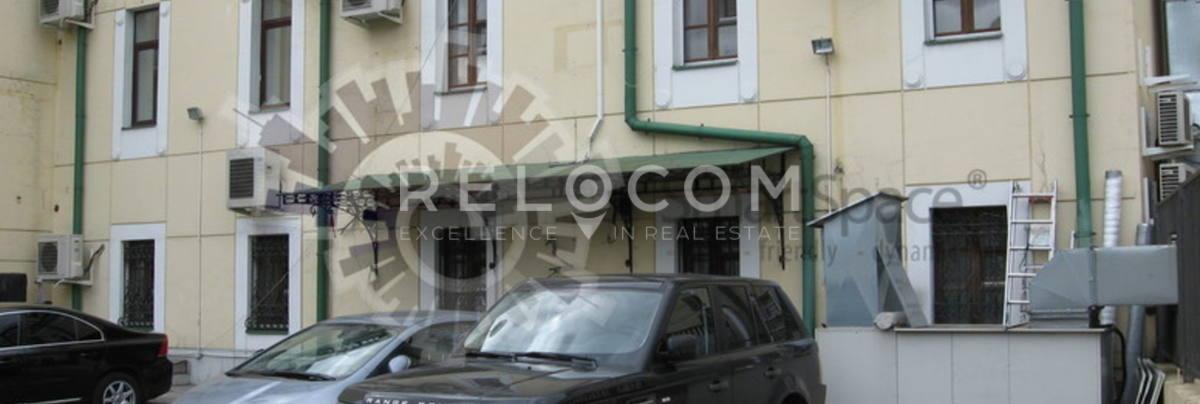Административное здание Казачий 3