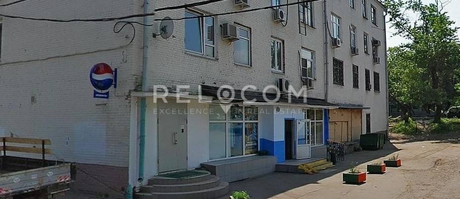 Административное здание Электролитный пр-д 1 корп 4