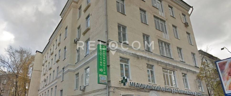 Административное здание Ярцевская ул. 8