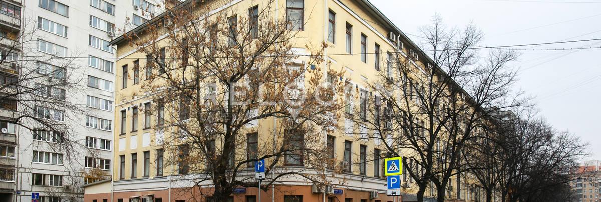 Административное здание Вековая ул. 21.