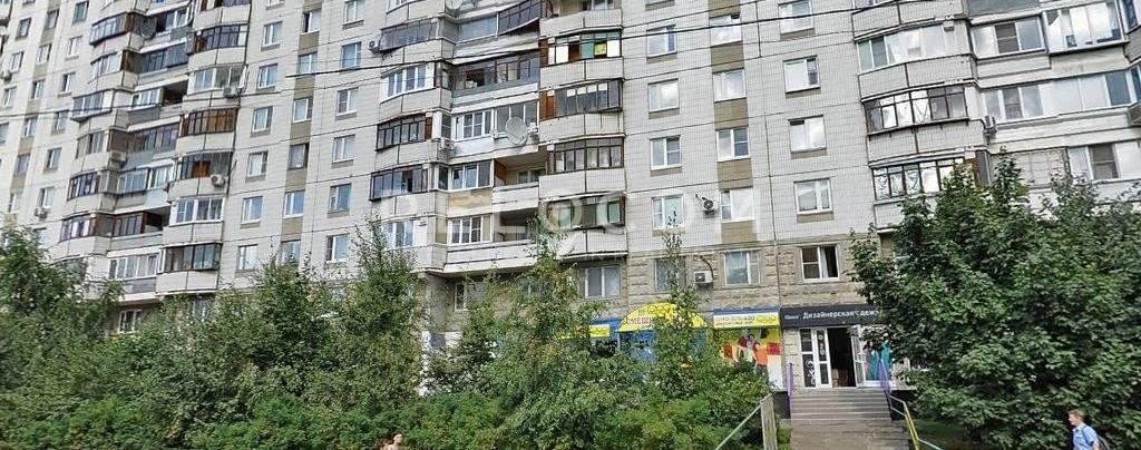 Жилой дом Митинская ул. 44.