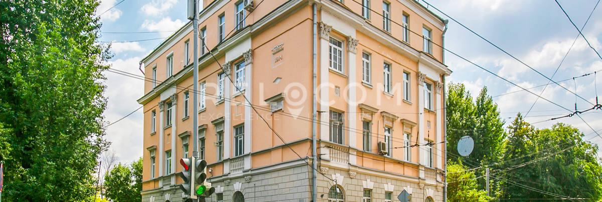 Административное здание Остоженка 47