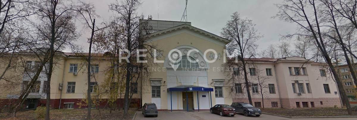 Административное здание Окружной пр-д 18.