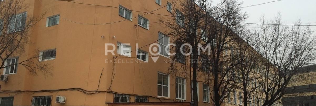 Административное здание Волгоградский пр-т 32, корп. 12.