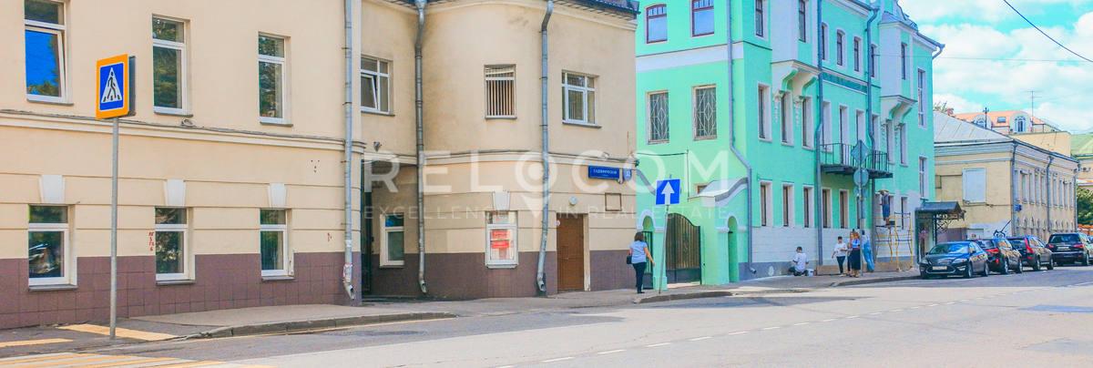 Административное здание Садовническая ул. 32, стр. 1.
