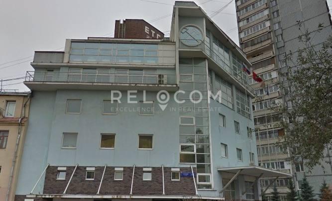Административное здание Горлов тупик 11А