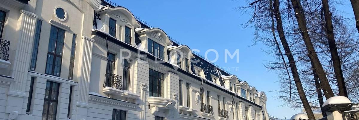 Административное здание Софийская набережная 30 c2