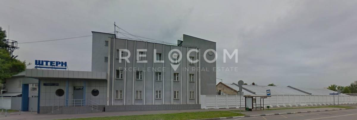 Административное здание Плеханова ул. 12, стр. 1.