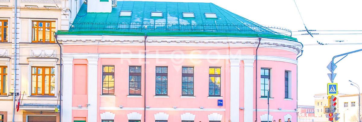 Административное здание Большая Полянка ул. 2/10, стр. 1.