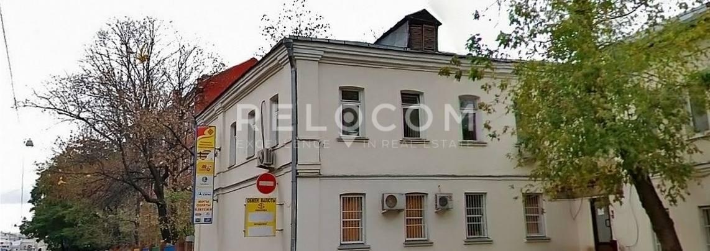 Административное здание Товарищеский пер. 7, стр. 2.
