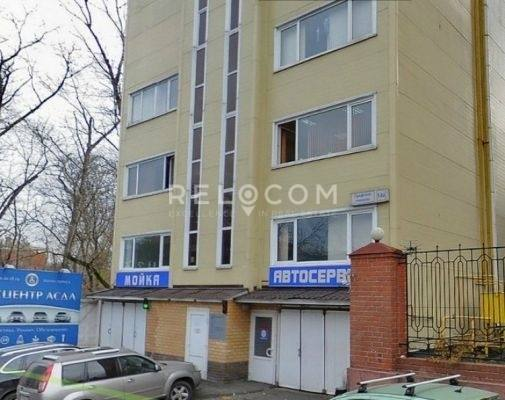 Административное здание Графский пер. 14Б.