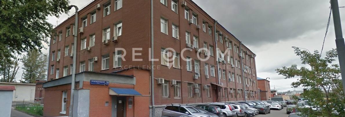 Административное здание 3-я Магистральная ул. 30, стр. 1.