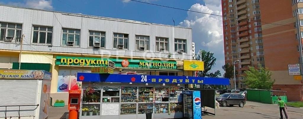 Административное здание 4-й Новомихалковский пр-д 6, стр. 1.